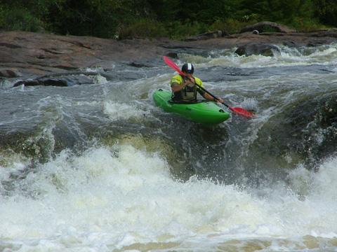 Combinaison kayak de mer