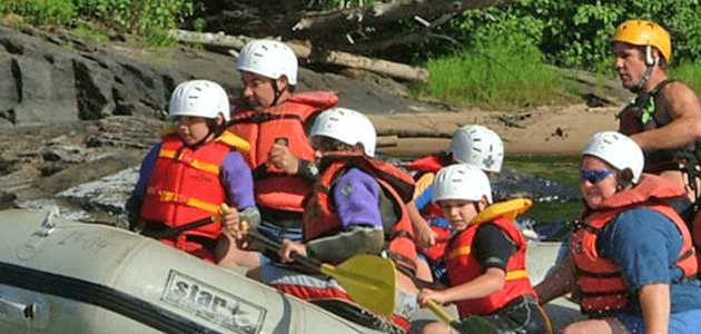 rafting-famille